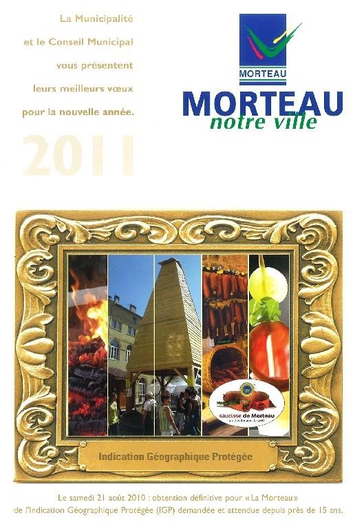 Morteau notre ville 2011