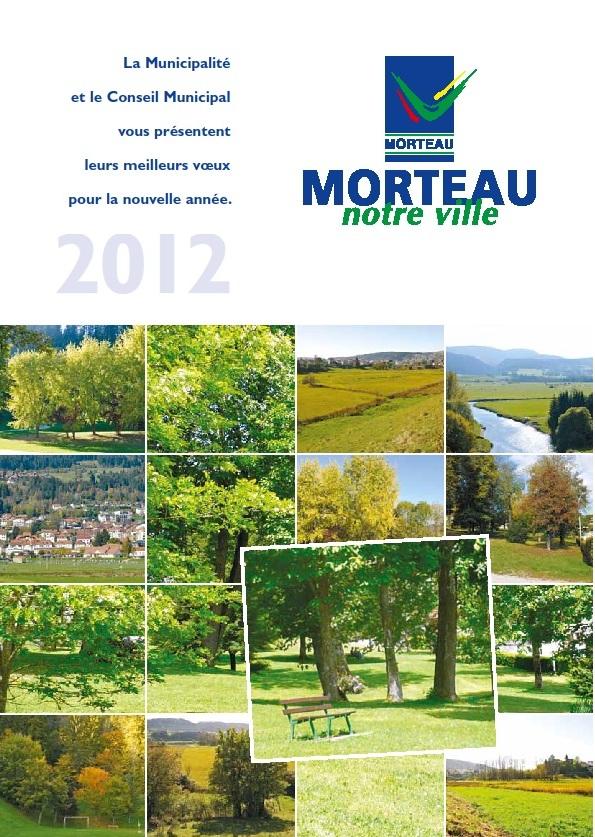 Morteau notre ville 2012